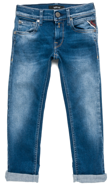 Jeans slim fit a cinque tasche