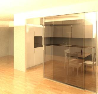 architecture ? adf-art - Soggiorno E Cucina Separati